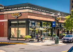 Rio Washingtonian Center: Potbelly