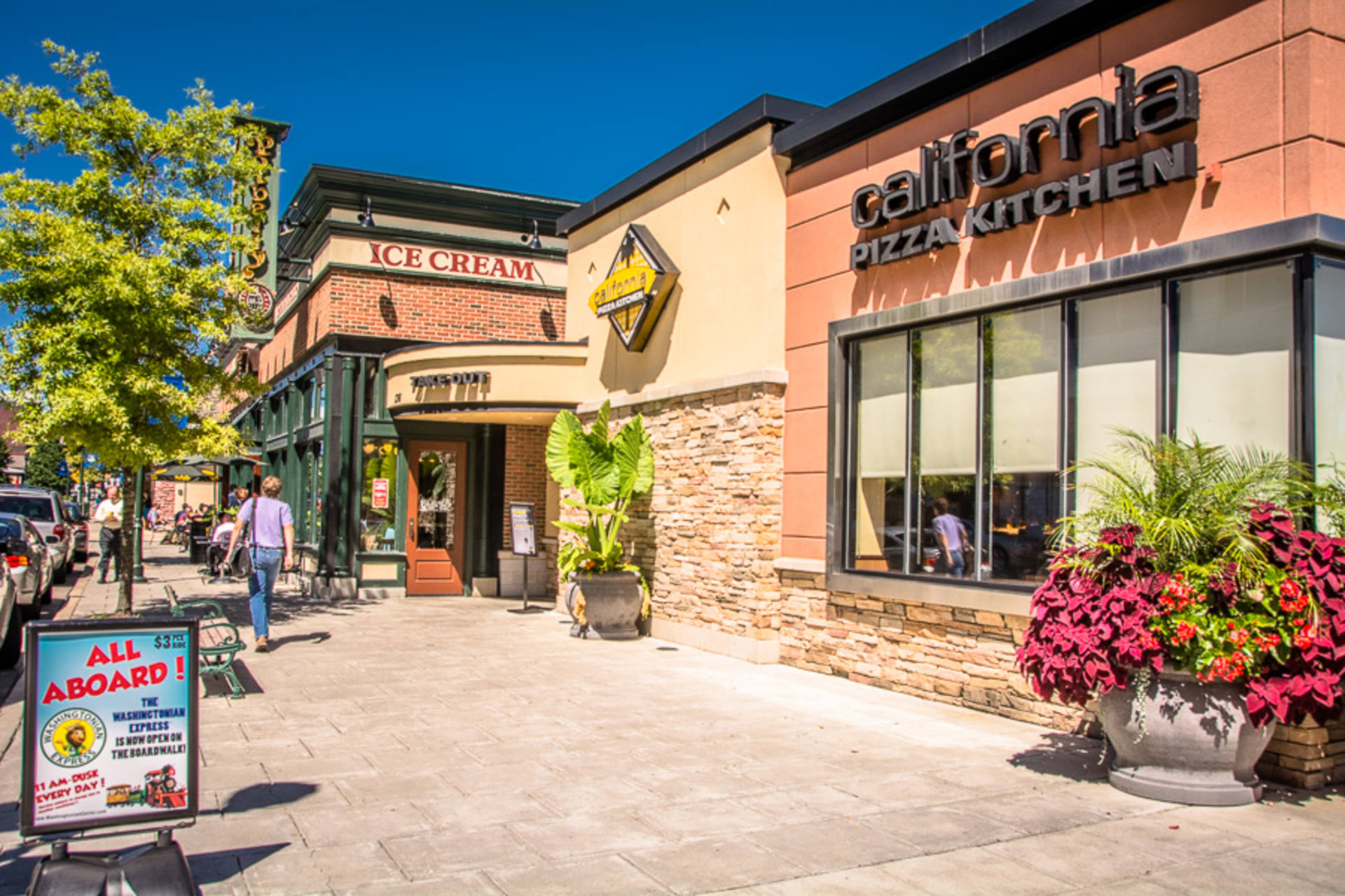 gaithersburg md rio washingtonian center retail space for lease