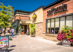 Rio Washingtonian Center: California Pizza Kitchen