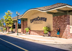Rio Washingtonian Center: Copper Canyon Grill