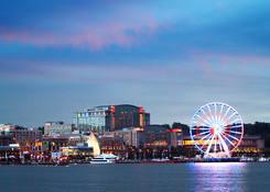National Harbor: National Harbor - The Capital Wheel