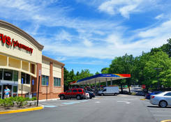 The Shops at Fair Lakes: CVS/pharmacy & Sunoco