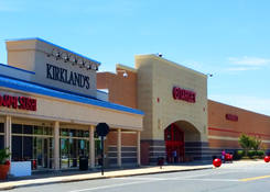 Fair Lakes Center: Kirkland's & Target
