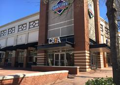 Downtown Silver Spring: Cava