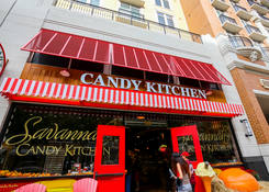 National Harbor: Savannah's Candy Kitchen