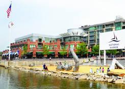 National Harbor: The Awakening on National Plaza