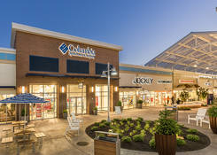 Prime Restaurant Opportunity at Tanger Outlets National Harbor: Columbia Outerwear