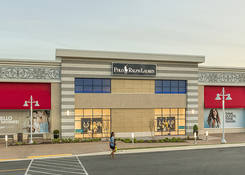 Prime Restaurant Opportunity at Tanger Outlets National Harbor: Polo Ralph Lauren