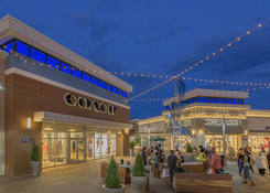 Prime Restaurant Opportunity at Tanger Outlets National Harbor: Coach