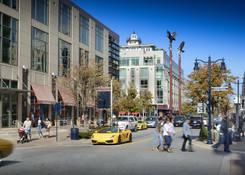 National Harbor: Waterfront Street