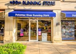 Fairfax Corner: Potomac River Running Store
