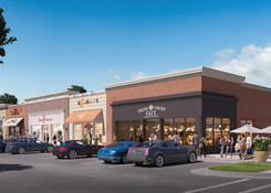 The Shops at Russell Branch: