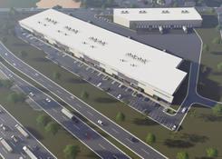 Frederick Logistics Center: