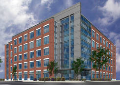 100 Fleet Street - National Harbor: Rendering