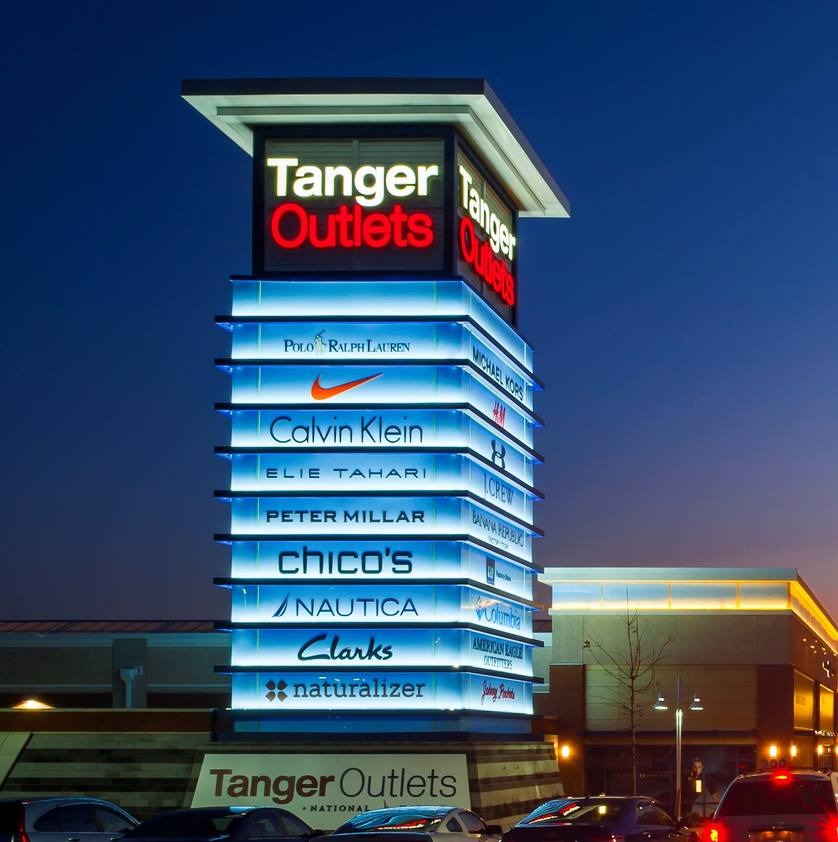 Tanger Outlets National Harbor
