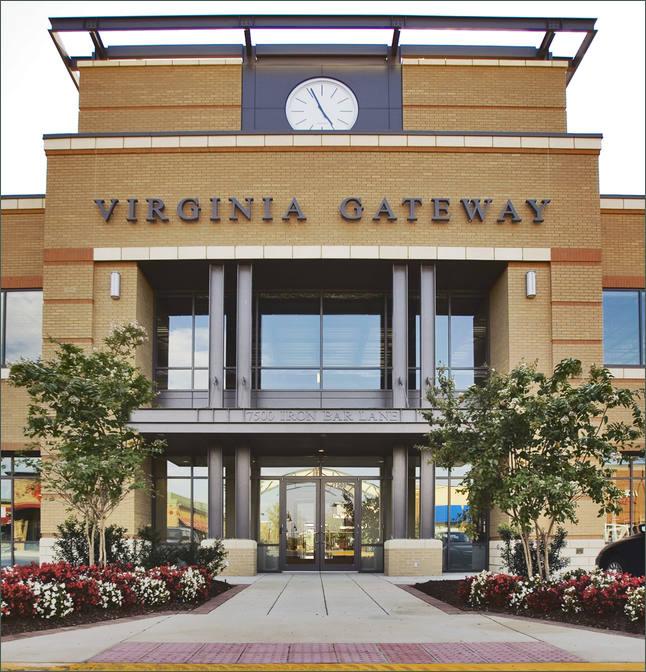 Virginia Gateway - Gateway Center Office Building