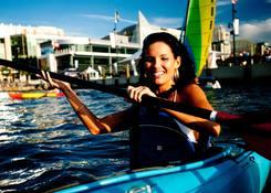 The Esplanade - National Harbor: Kayaking at National Harbor