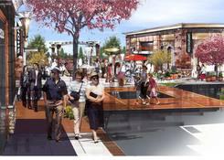 Compass Creek: Main Plaza