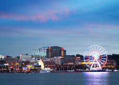 North Cove: National Harbor