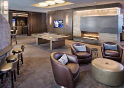 The Esplanade - National Harbor: Billiards -Clubroom