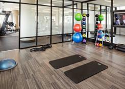 The Esplanade - National Harbor: Yoga Room