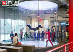 Commonwealth Center: iFly