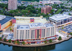 Rio Washingtonian Center: Birds Eye View