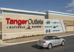 Tanger Outlets National Harbor: Tanger Outlets National Harbor