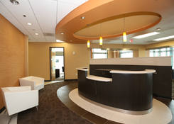 163 Waterfront Street - National Harbor: Suite 4500 - Reception Area
