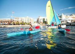 163 Waterfront Street - National Harbor: Kayking on the Harbor
