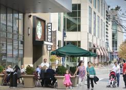 National Harbor: Starbucks