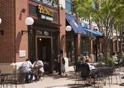 Fairfax Corner: Potbelly Sandwich Works