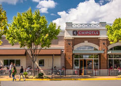 Fairfax Corner: Chipotle