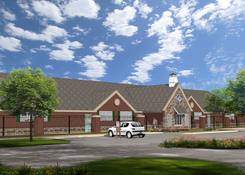 6710 Daycare Site Opportunity: Daycare Concept Rendering