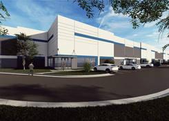 Frederick Logistics Center