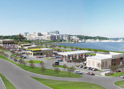 North Cove: North Cove Rendering